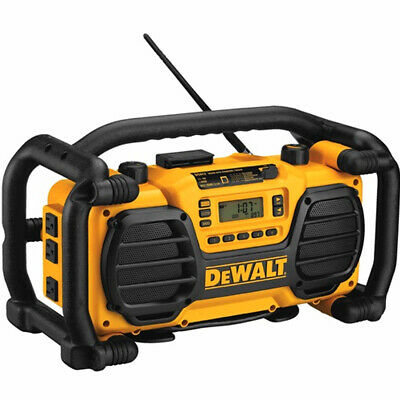 Dewalt DC012  1-Hour 7.2V to 18V Weather-Resistant Worksite Charger / Radio