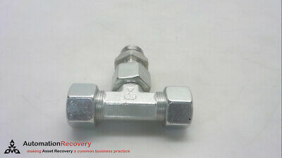 Parker Et15Lredcf, High Pressure Tube Fitting, New* #265381