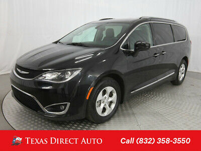2017 Chrysler Pacifica Touring L Plus Texas Direct Auto Used