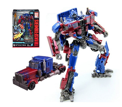 Transformers Studio Series Voyager SS-05 Optimus Prime Action Figure 18CM Toy