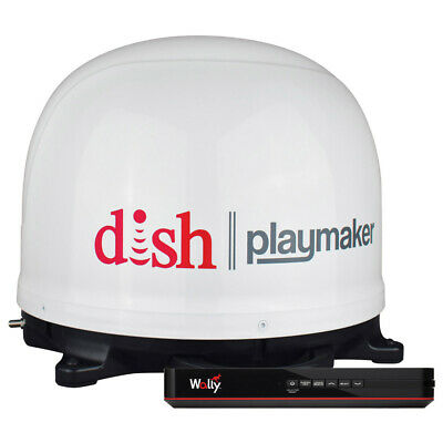 Winegard DISH Playmaker Bundle Gen2, Portable Satellite TV Antenna ... [PL7000R]