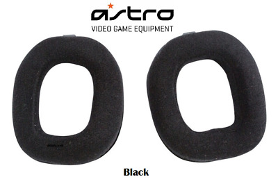 Astro Gaming A50 TR Replacement a50 Ear Pads with Magnetic Braket - BLACK