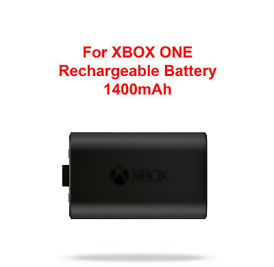 New Rechargeable Battery Pack For Xbox One Wireless Controller 1400mAh USA!