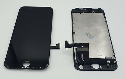 Original Apple Display für iPhone 7 LCD 4,7 Schwarz Black Refurbished Touch Flex