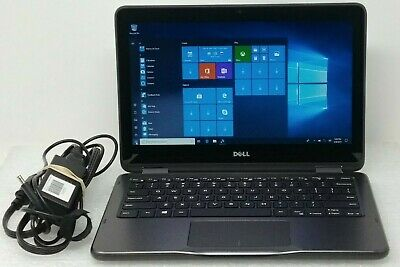 """Dell Inspiron 11 3185 Laptop/AMD A9-9420E 1.80 GHz/500GB HDD/4GB RAM/11.6"""" Touch"""