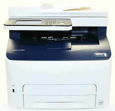 Xerox WorkCentre Multifunction Color Printer 6027/NI USB *AS IS* - 800143115
