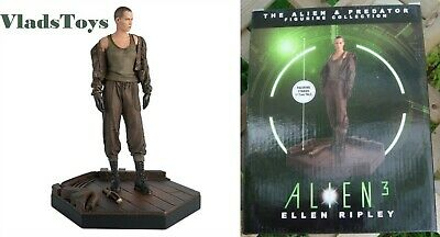 Eaglemoss 1/16 Alien & Predator Ellen Ripley Figurine Alien 3 Issue 36