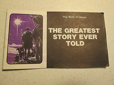 The Greatest Story Ever Told - Jack Chick Tract - 1987
