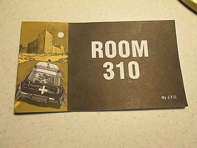 Room 310 - Jack Chick Tract - 1973