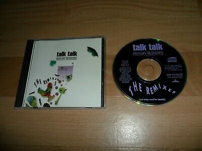 Talk Talk - History Revisited (Rare 10 Track Remix Cd Album - 1991) Mark Hollis