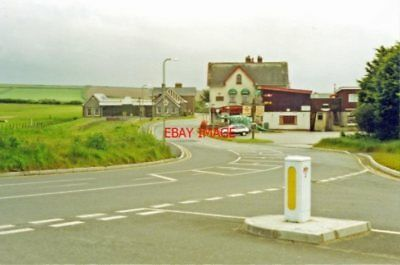 Photo  Mortehoe Railway Station Devon Remains 1991 Lswr - Exeter - Barnstaple -