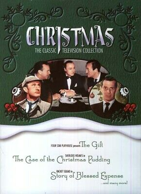 Christmas - The Classic Television Collection  New DVD