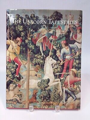 The Unicorn Tapestries Book Used Very Good Condition