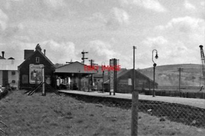 Photo  Barnstaple Town Railway Station Devon 1964 Lswr Exeter - Barnstaple Jct -