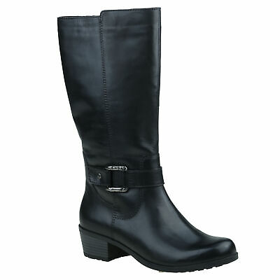 Planet Shoes SHOES WOMENS TROMP BOOTS in Black