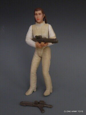 STAR WARS Princess Leia Organa Bespin Escape POWER OF THE JEDI COLLECTION POTJ