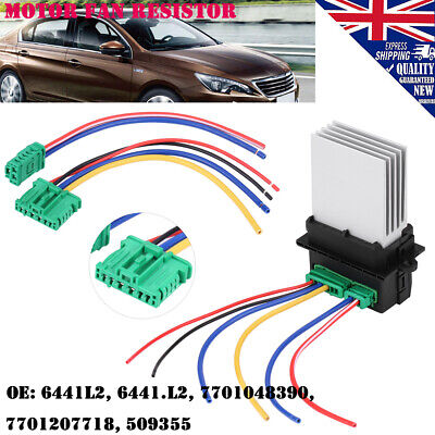 Swell Wiring Harness Fit 6441L2 Heater Blower Resistor Nissan Micra 3C Wiring Digital Resources Jebrpcompassionincorg