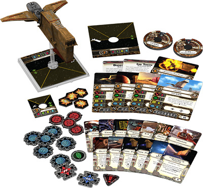 Star Wars X-wing Miniatures Game - Hound's Tooth SWX31