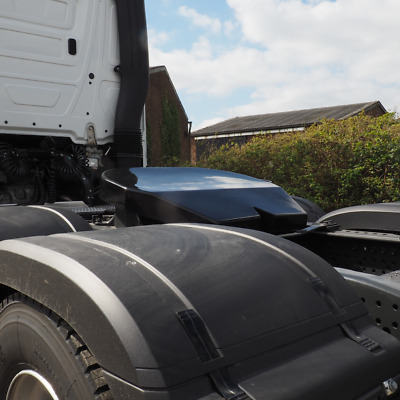 Black Fifth Wheel Cover, Universal fit, 5th Wheel Coupling Cover Truck, Lorry