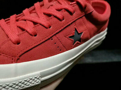 Converse One Star 74 OX Red