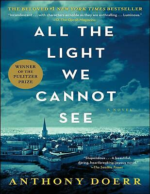 All the Light We Cannot See by Anthony Doerr (E-B0K&AUDI0B00K||E-MAILED) #2