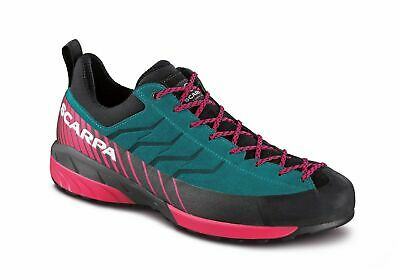 Scarpa Mescalito Women 0352/Tropical Green/Rose Red