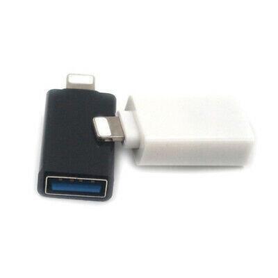 Mini OTG Adapter Lightning 8-Pin to USB Female OTG Adapter for iPhone iPad 4