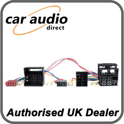 Connects2 CT10FD03 T-Harness for Ford Mondeo/Focus/C-Max