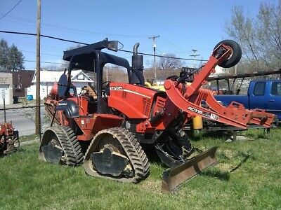 2010 Ditch Witch RT115 Quad Plow/Trencher *Low Hours*