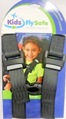 Child Airplane Travel Harness - Cares Safety Restraint System The Only FAA Q1 F2