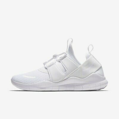 66667ab3db7 NEW Nike Free RN CMTR 2018 Running Shoes White Men s Size 13 MSRP 110  AA1620-