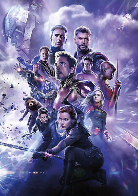 Avengers Endgame Poster Print A5..a4..a3 A2 Options