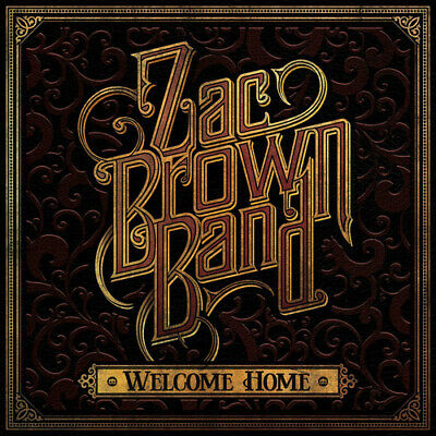 Zac Brown Band : Welcome Home CD (2017)