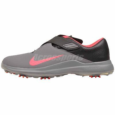 sale retailer b4a04 ccadf Nike TW 17 Tiger Woods 2017 Mens Golf Shoes Cool Grey Pink 880955-003