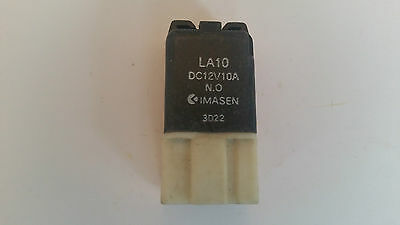 Imasen La10 Black Relay