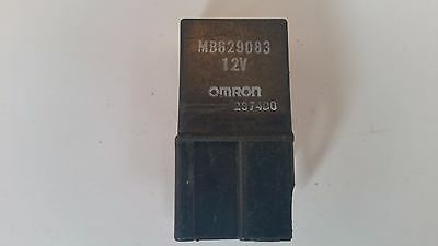 Omron Relay Black Mb629083