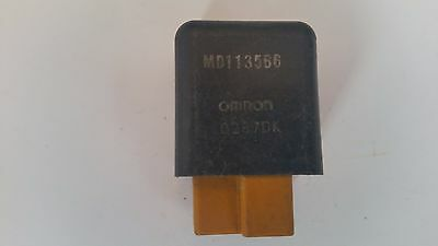 Omron Relay Black Md113566