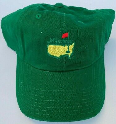 cec62d23cfc585 2019 MASTERS (GREEN) Slouch Golf HAT from AUGUSTA NATIONAL - $44.95 ...