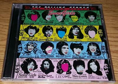 """THE ROLLING STONES  """"Some Girls""""    NEW   (CD, 1978/2009)"""