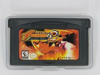 King of Fighters EX2: Howling Blood GameBoy Advance - Tested - Ships Fast/Free