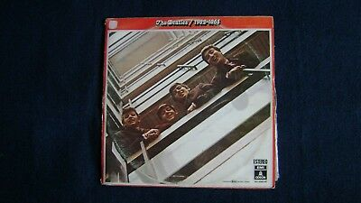The Beatles 1962-1966 Ecuador 2LP 1977 302-0088/89