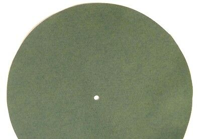 """Replacement Felt & Bumpers for Edison Diamond Disc Phonographs, 11.5"""", MG"""