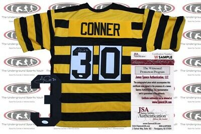 pretty nice b9a72 48138 JAMES CONNER SIGNED Pro Style Custom Bumblebee Jersey Jsa ...