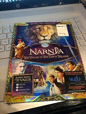 The Chronicles of Narnia The Voyage of the Dawn Treader Blu-Ray Disc