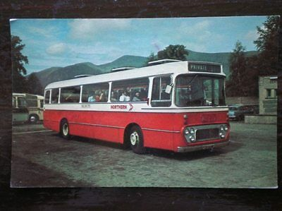 Postcard Northern Bus No 2638 - 1968 Leyland Psu 3/4R