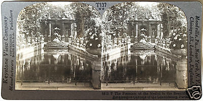 FRANCE from 1930's T400 Set Type A Keystone Stereoview The Eiffel Tower /& Paris