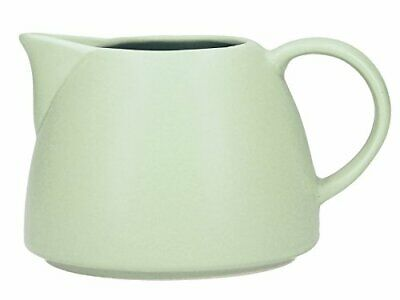 La Cafetière Barcelona Collection - Jarra de cerámica (380 ML), Color Verde P