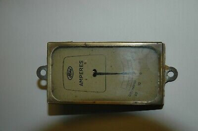 Ford Vintage Amperes Meter (May Be Car Or Commercial Vehicle)
