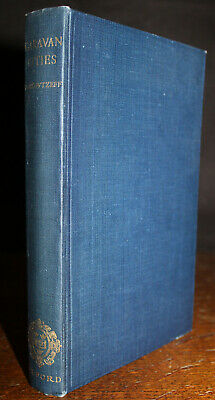 1932 Caravan Cities by M ROSTOVTZEFF Translated by Talbot Rice Illustrated 1st