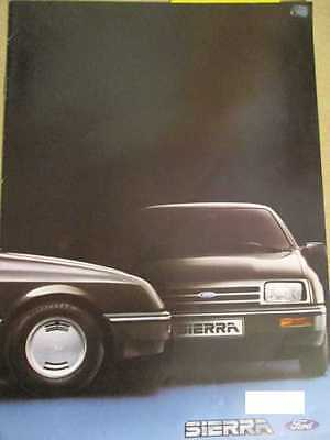 Catalogue Auto : Ford : Sierra 01/1983